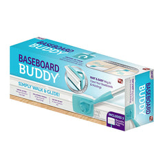 BASEBOARD BUDDY Extendable Microfiber Duster<BR/>壁式清潔拖