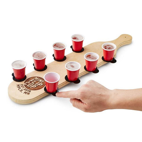 MINI BEER PONG Mini Flip Cup<br/>迷你翻轉杯遊戲組