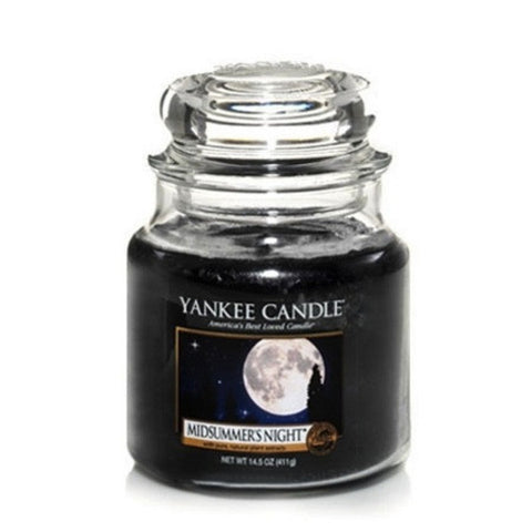 Yankee Candle - Medium 14.5 oz. Classic Jar  (共10種香味)