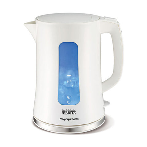 MORPHY RICHARDS Water Filter Kettles<br/>快煮濾水壺 (共2色)