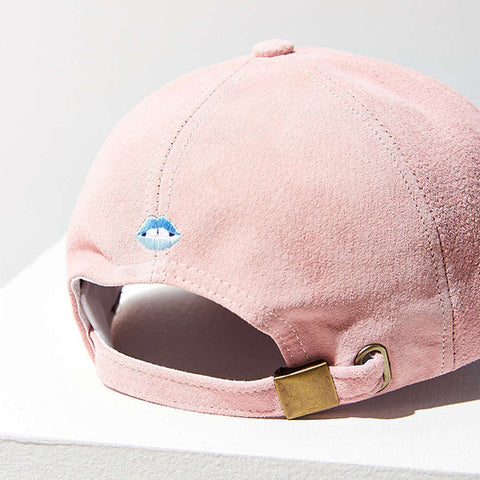 THE STYLE CLUB<br/>Lip Service Suede Cap 麂皮棒球帽 (共2色)