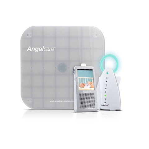 ANGELCARE AC1100<br/>Video - Movement & Sound Monitor <br />加拿大 嬰兒呼吸動態感應監視器 - Shark Tank Taiwan