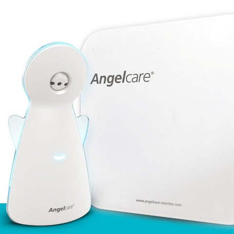 ANGELCARE AC1200<br/>Video - Movement & Sound Monitor for Smartphone <br/>嬰兒呼吸動態感應監視器 - Shark Tank Taiwan