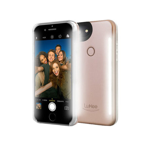 LUMEE Duo<br/>雙面 LED 補光手機殼 iPhone 8, 7, 6s, 6 (共3色)
