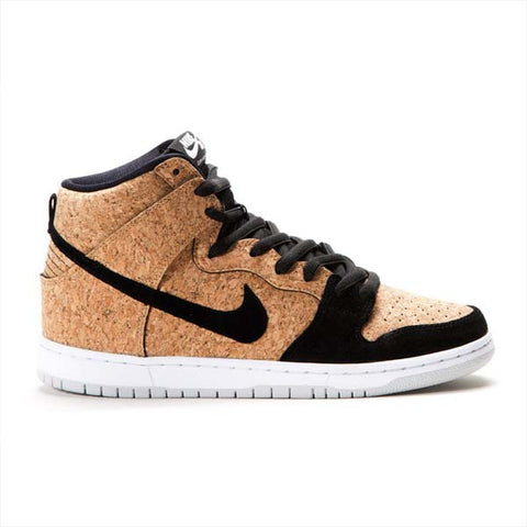 SB Dunk High Premium Cork 球鞋