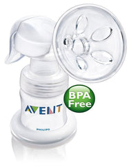 Philips AVENT BPA Free Manual Breast Pump - Shark Tank Taiwan