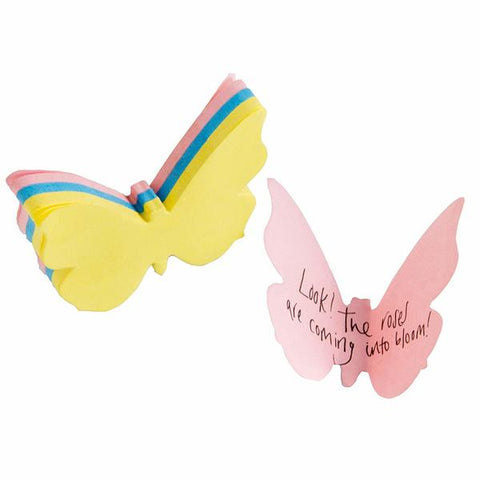 SUCK UK 3D Butterfly Sticky Notes<BR/>立體蝴蝶便利貼