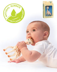 Vulli - Sophie the Giraffe Teether - Shark Tank Taiwan