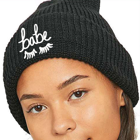 THE STYLE CLUB<br/>The Babe Collection Beanie 甜心毛帽