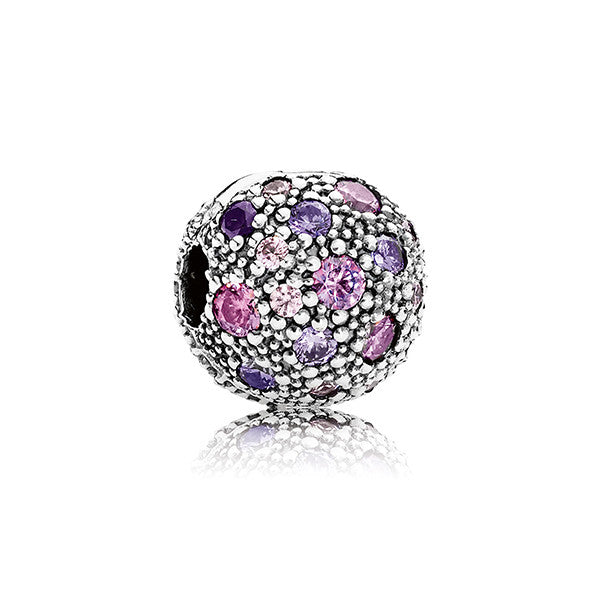 PANDORA Cosmic Start, Fanc Purple & Multi Colored CZ - Shark Tank Taiwan