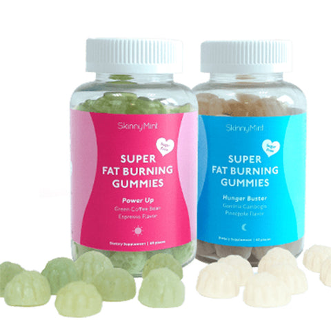 SKINNYMINT Super Fat Burning Gummies<br/>軟糖輕盈計畫