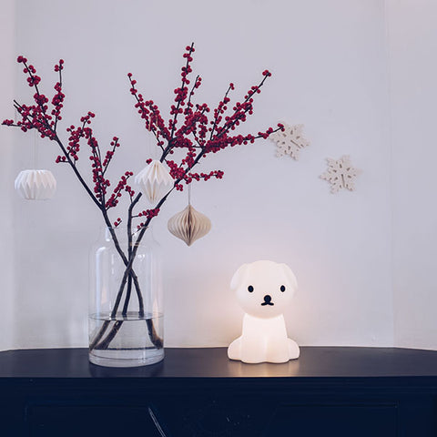 MR.MARIA Snuffy First Light lamp<br/>史努菲狗 LED 設計燈