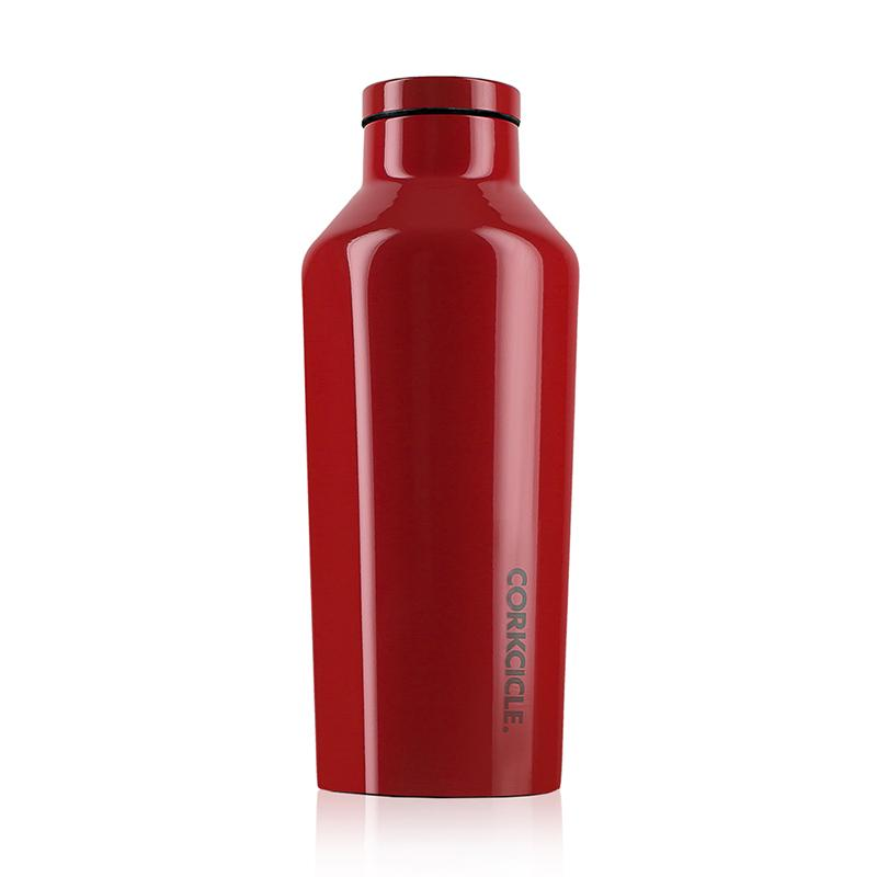 CORKCICLE Dipped <br/>三層真空易口瓶 - 摩登紅 (270ml/470ml)