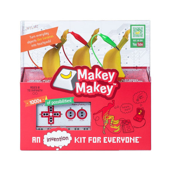 MAKEY MAKEY An Invention Kit for Everyone<br/>發明工具箱 - 精裝版