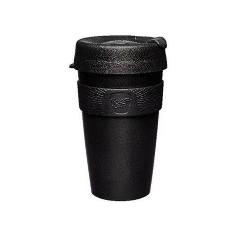 KEEPCUP Reusable Coffee Cup<br/>隨身咖啡杯 454ml - 黑曜石