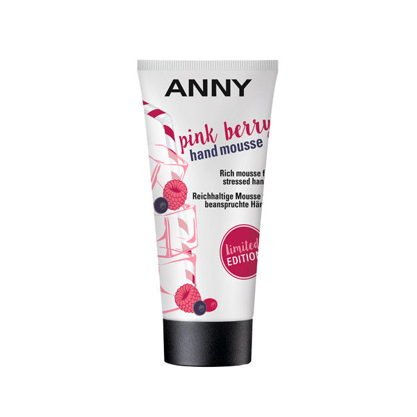 ANNY Pink Berry Hand Mousse<br/>莓果超保濕護手慕斯 - Shark Tank Taiwan