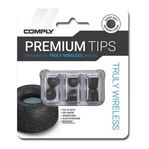 COMPLY<br/>科技泡綿耳塞 - Truly Wireless SmartCore™