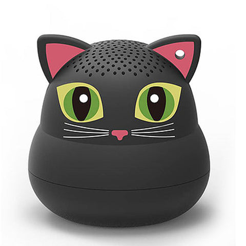 G.O.A.T. Pet Speaker<br/>寵物互動式藍芽音箱 - Blackie the Cat
