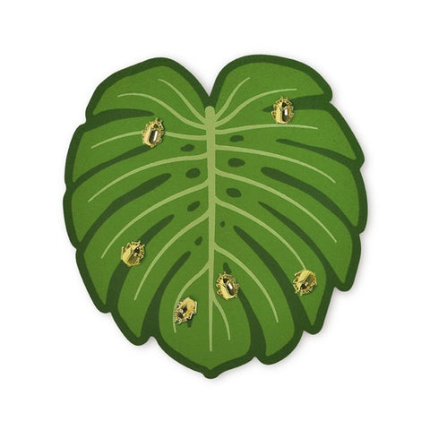 FRED & FRIENDS Pinned Up Leaf <br/>葉子造型布告欄