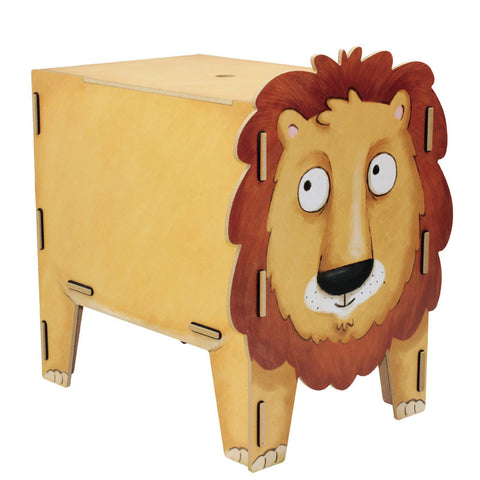 WERKHAUS Animal Storage - Lion<br/>動物趣味收納箱 - 獅子