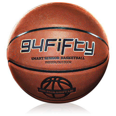 Infomotion 94Fifty Smart Sensor Basketball - Shark Tank Taiwan 歐美時尚生活網