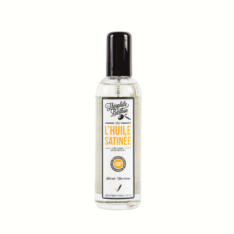 THEOPHILE BERTHON Satin Body And Hair Oil<br/>橙花全效絲緞潤澤油 - 100ml