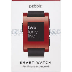 Pebble - Smart Watch for Select Apple® and Android Devices - Shark Tank Taiwan
