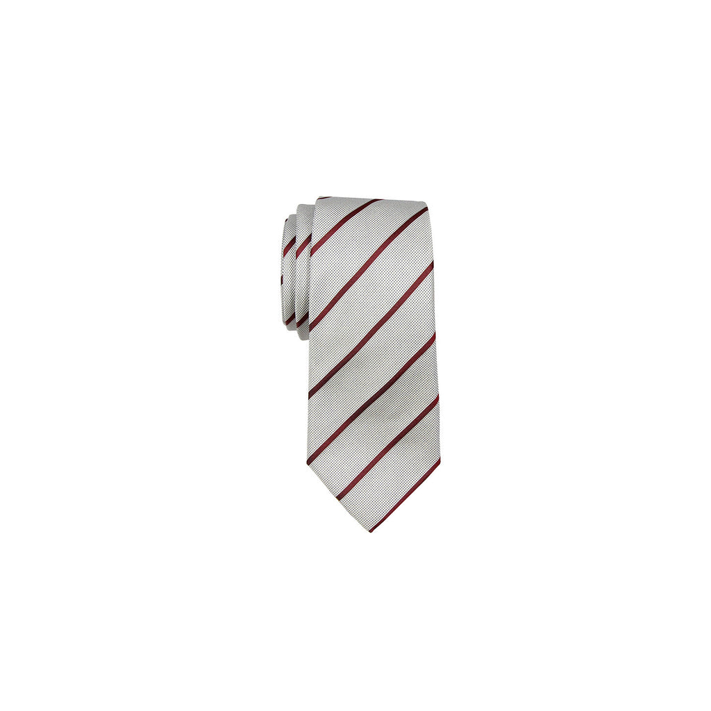Valentino Tie 范倫鐵諾領帶 A75LSV0981 4 RED STRIPE - Shark Tank Taiwan