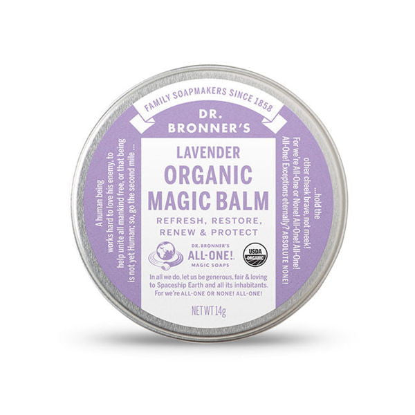 DR.BRONNERS Organic Magic Balm - Lavender<br/>薰衣草萬用神奇膏 - Shark Tank Taiwan