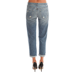Candice Swanepoel The Loosey Jean<br/>刷破牛仔褲 - Shark Tank Taiwan