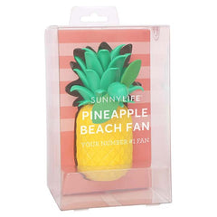 SUNNYLIFE Pineapple Beach Fan<br/>鳳梨造型小風扇