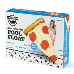 BIG MOUTH Giant Pizza Slice Pool Float<br/>造型浮板 - 披薩款