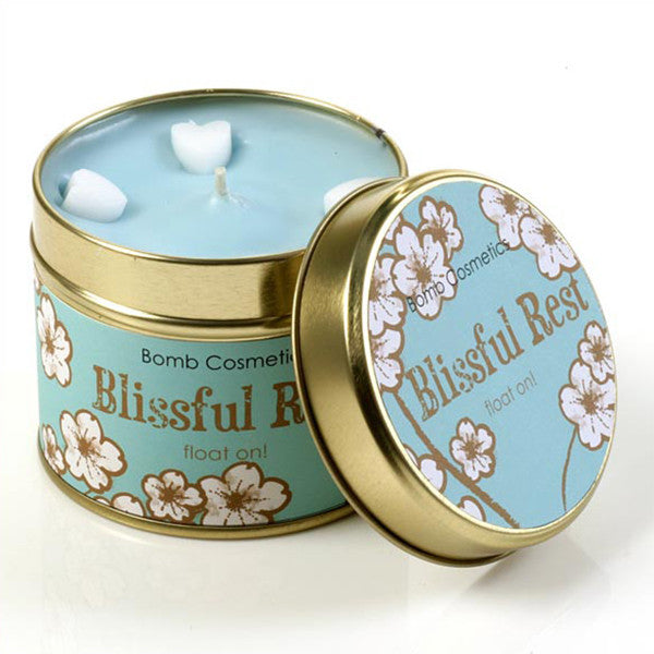 BOMB Blissful Rest Candle<br/>手工蠟燭 - 平靜忘憂 - Shark Tank Taiwan