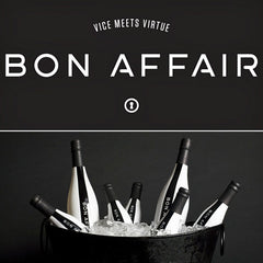 BON AFFAIR Syrah Wine Spritzer 750ml<br/>邦費爾汽泡紅酒 - Shark Tank Taiwan