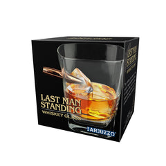 BARBUZZO Last Man Standing - Bullet Whiskey Glass<BR/>子彈威士忌杯