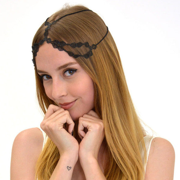 LITTER - COURONNE HEADPIECE - Shark Tank Taiwan