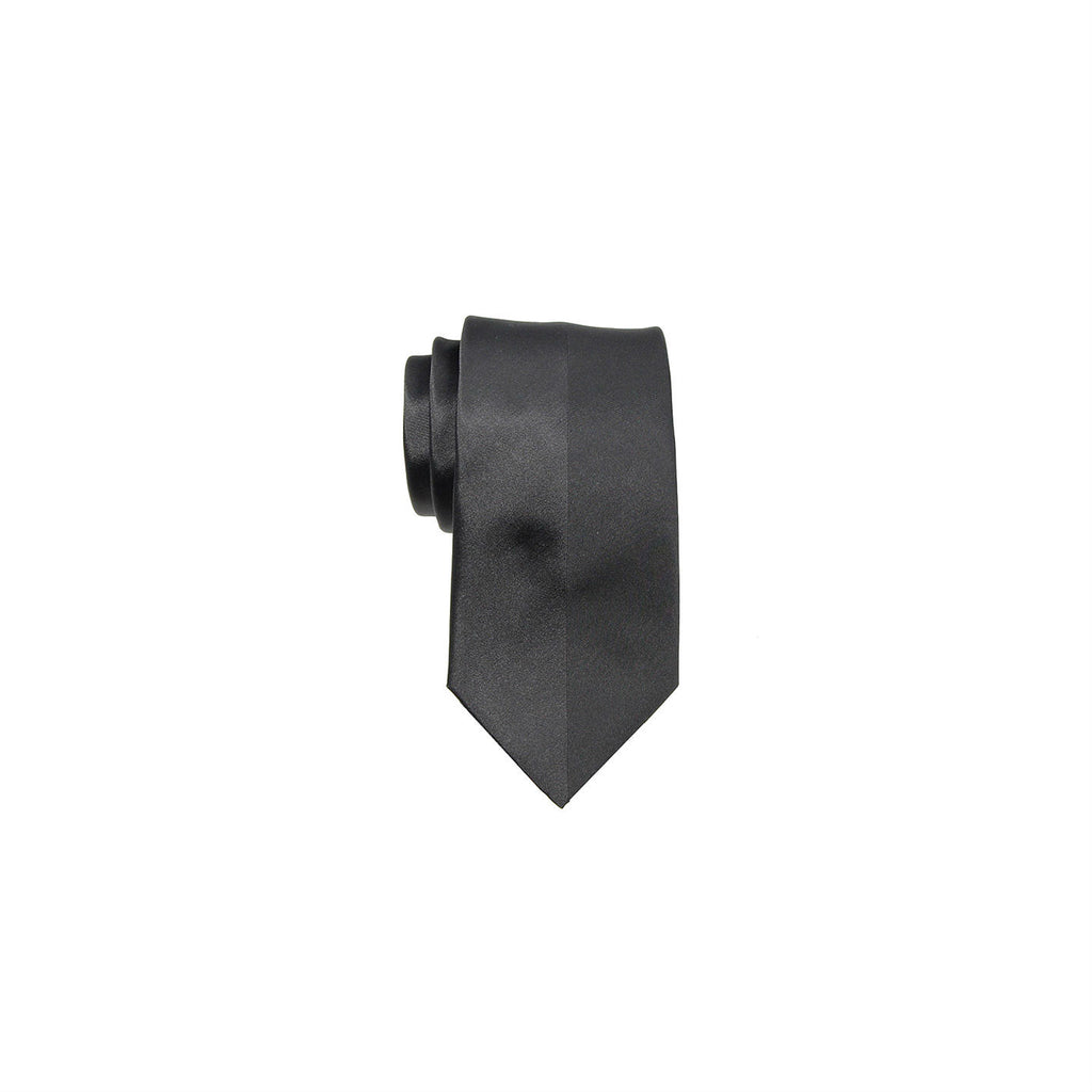 Valentino Tie 范倫鐵諾領帶 CZZPMST062 3 STEEL GREY - Shark Tank Taiwan