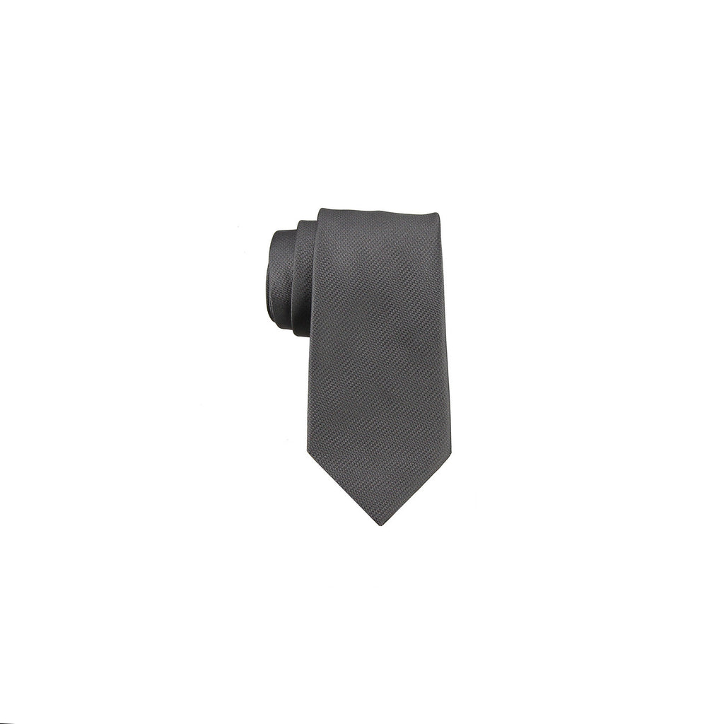 Valentino Tie 范倫鐵諾領帶 CZZSF01461 19 DEEP GREY - Shark Tank Taiwan