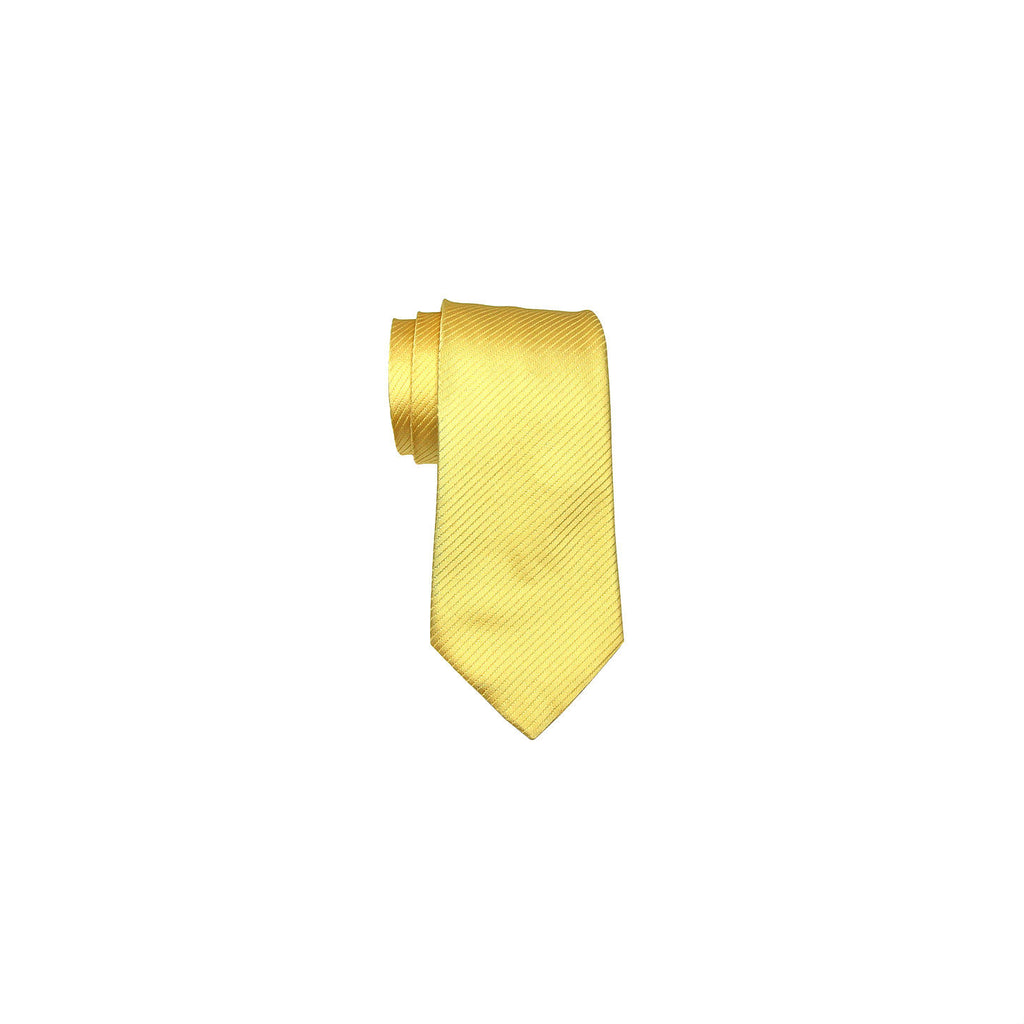 Valentino Tie 范倫鐵諾領帶 CZZSF01463 15 YELLOW - Shark Tank Taiwan