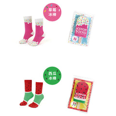 DOIY Icepop Socks<br/>冰棒襪 (共2款) - Shark Tank Taiwan