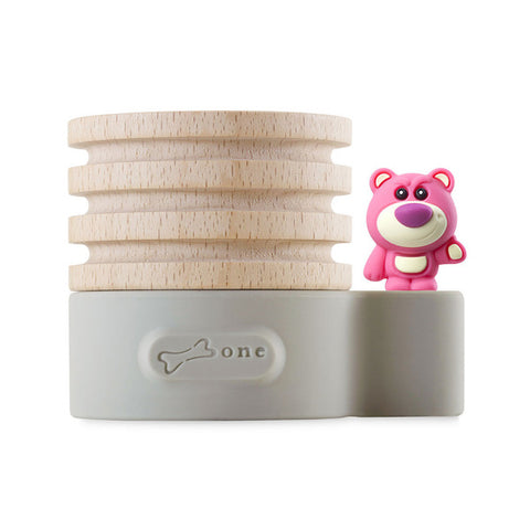 TOY STORY Wood Diffuser<br/>原木擴香台 - 熊抱哥
