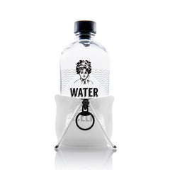 AQUAOVO Lab[O] The Water Collection Water Bottle<br/>水系列 環保玻璃水瓶 (共6款) - Shark Tank Taiwan
