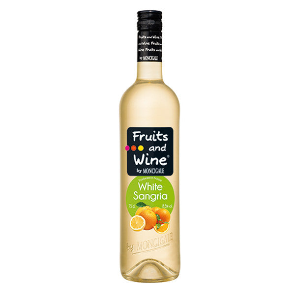 FRUITS AND WINE BY MONCIGALE White Sangria</br>果漾法式水果酒 桑格莉亞 - Shark Tank Taiwan