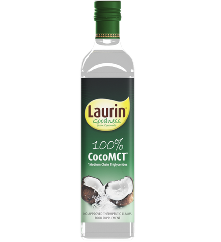 LAURIN MCT<br/>100% 椰子油 500ml
