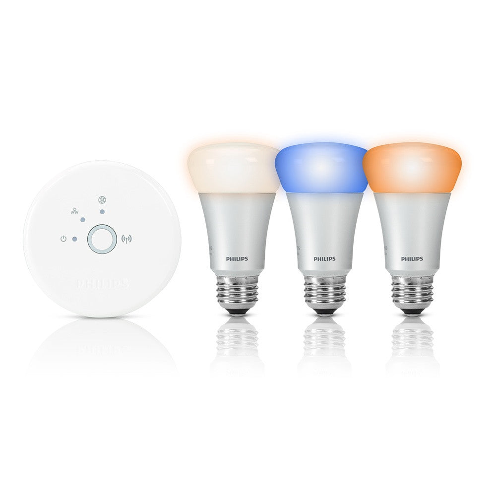 Philips Hue Connected Bulb - Starter Pack - Shark Tank Taiwan