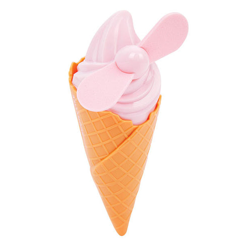 SUNNYLIFE Ice Cream Assorted Beach Fans<br/>冰淇淋造型手電扇 (共2色)