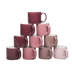 JANSEN+CO My Mug Medium Orchid<br/>蘭花調色杯組 (4入/組) - Shark Tank Taiwan