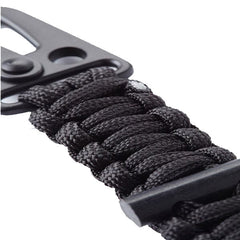 BOMBER & CO. Paracord Keychain <br> 傘繩鑰匙圈 (共2色) - Shark Tank Taiwan