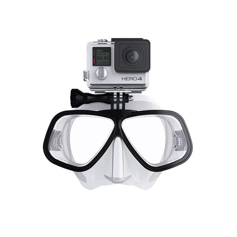 OCTOMASK Freediver Dive Mask<br/>GoPro 基本潛水面罩 (共2色)