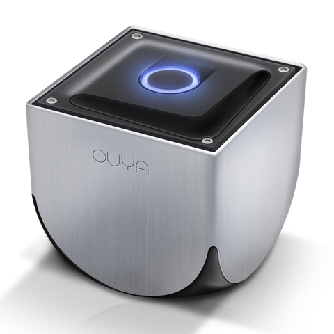 OUYA - A New Kind of Video Game Console - Shark Tank Taiwan